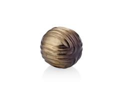 Lamedore - Bronz-Altın İki Renk Küçük Boy Dekoratif Top