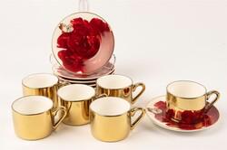 Mikasa Moor - Centro 6lı Çay Fincanı Seti