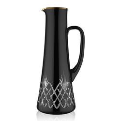 Koleksiyon - EA Sürahi Venedik Siyah Mat Altın