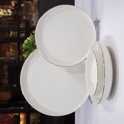 Gold Modern 24 Parça Yemek Takımı - Thumbnail