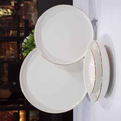 Gold Modern 24 Parça Yemek Takımı