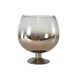 Dekor Arya - Gri Renk Geçişli Vazo
