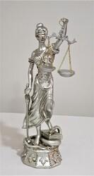 Dekor Arya - Gümüş Adalet Heykeli
