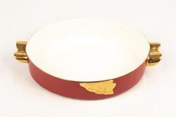 Mikasa Moor - Kırmızı Oval Pors Servis