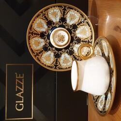 GLAZZE - Prestige 12 Parça Butik Kahve Takımı