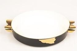 Mikasa Moor - Siyah Oval Porselen Servis