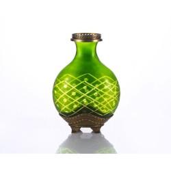 Porio - Pirinç Yeşil Vazo